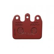Rear Brake Pad RED V05 V09 V10 V11 CRG, MONDOKART, Brake pads
