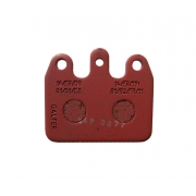 Rear Brake Pad RED V05 V09 V10 V11 CRG, MONDOKART, Brake pads