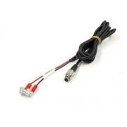 External BATTERY Power Cable AIM MyChron, mondokart, kart, kart
