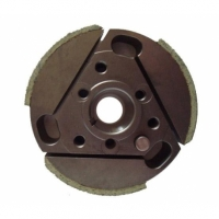 Clutch (lined hub) for Iame Easykart 125 - Leopard