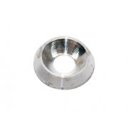 Rondella biconica AL Ø 8 mm argento OTK TonyKart, MONDOKART