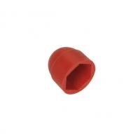 Couvercle Ecrou 6 mm Rouge