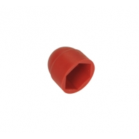 Nut Cover 6mm Red