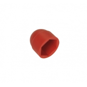 Nut Cover 60mm Red, mondokart, kart, kart store, karting, kart