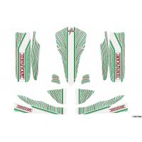 Designkit TonyKart OTK 60 Rookie Mini / Baby Mini EXP