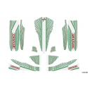 Kit adesivi TonyKart OTK Rookie 60 Mini / Baby Mini EXP