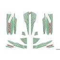 Kit Adhesivos TonyKart OTK 60 Rookie Mini / Baby Mini EXP