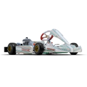 Kit adesivi TonyKart OTK Rookie EV 60 Mini / Baby per carenature M5 modello dal 2019