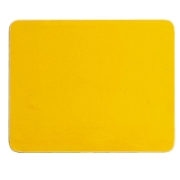 Plaque jaune Adhésif Quadre
