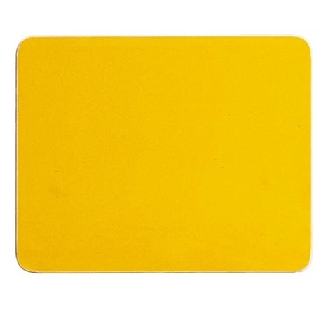 Plaque jaune Adhésif Quadre, MONDOKART, Numero de Course &