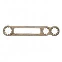 Schlüsselverriegelungsmotorritzel 100cc Schritt 219, MONDOKART