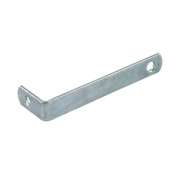 Support L bracket for chain guard, MONDOKART, Brackets and