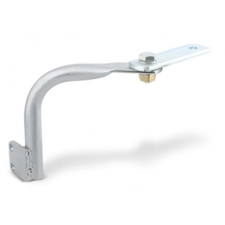 Tube with curve without muffler support bracket, mondokart