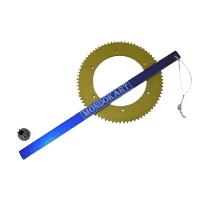 Sprocket alignment tool
