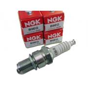 Candele NGK B9EG (confezione 4 pezzi), MONDOKART, kart, go