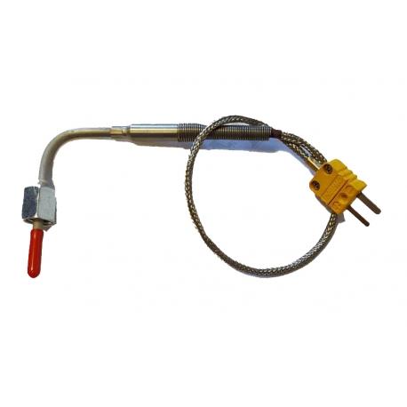 Sonda temperatura gas scarico AIM Mychron (filetto esterno)
