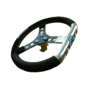 Steering Wheel Mondokart Alcantara, MONDOKART, Steering wheels