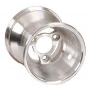 Cerchio posteriore alluminio con razze 140mm ALR, MONDOKART