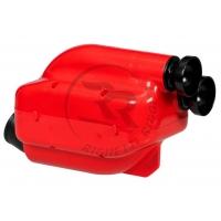 Boite a Air NOX 2 ! Filtre rouge 30mm - NUVEAU HOMOLOGUEE