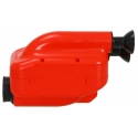 Filtro Aire NOX 2! Negro Rojo 23mm, MONDOKART, kart, go kart