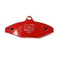 V99 Rear brake pad CRG