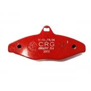 V99 Rear brake pad CRG, mondokart, kart, kart store, karting