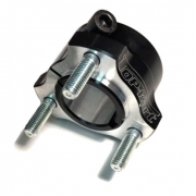 Short Mini Rear hub - Baby 60cc 30x35 aluminum Topkart