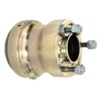 Rear hub 50x78 Magnesium CRG