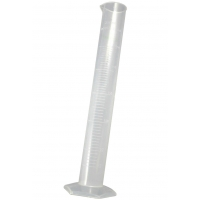 Measuring cup 250 ml graduated for fuel mixture