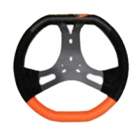 Steering Wheel Diesis CRG ORANGE 340