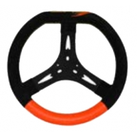Volante Diesis CRG NUEVO ORANGE 360mm