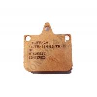 Plaquette frein V04 V06 avant ANTERIEUR SYNT CRG