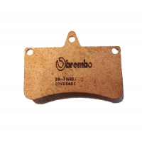 Disc brake pad V04 rear sintered CRG
