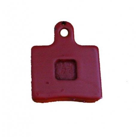 Pastilla Freno Delantera compatible CRG V05, MONDOKART, kart