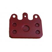 Pastilla Freno Trasera CRG compatible V05, MONDOKART, kart, go