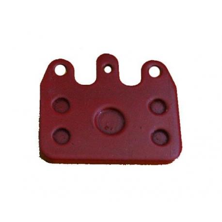 Rear Brake Pad Compatible CRG V05, mondokart, kart, kart store