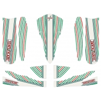 Kit Adhesivos TonyKart OTK Rookie EV 60 carenados M5 Mini / Baby