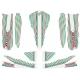 Kit Adhesivos TonyKart OTK Rookie EV 60 carenados M5 Mini /