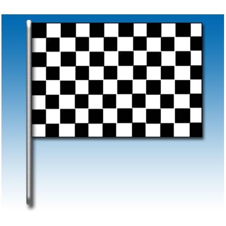 Checkered Flagge, MONDOKART, Fahnen