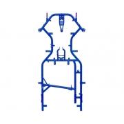 Rahmenchassis Kosmic Mercury 401 R KZ / OK / DD2 nackter