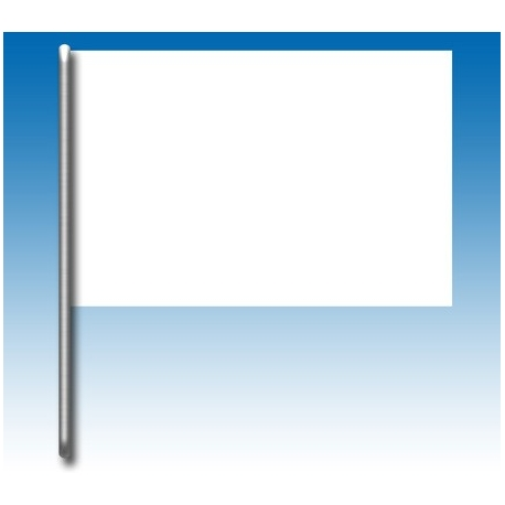 Weiße Flagge, MONDOKART, Fahnen