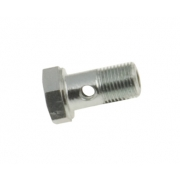 Perforated countersunk insert screw with eye OTK TonyKart