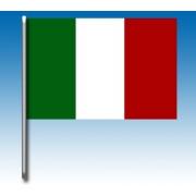 Italienische Staatsflagge, MONDOKART, kart, go kart, karting