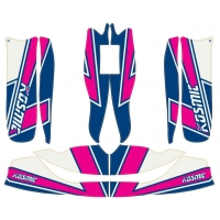 Bodyworks Stickers Kosmic OTK for M6 M7 fairings