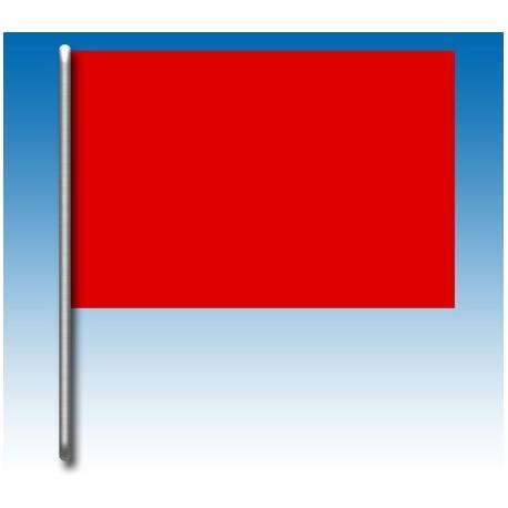 Rote Flagge, MONDOKART, Fahnen