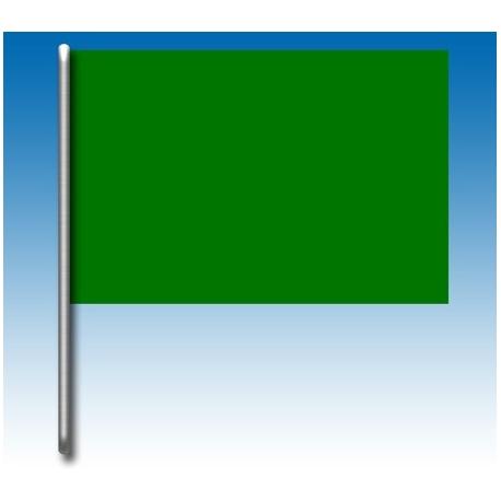 Grüne Flagge, MONDOKART, Fahnen