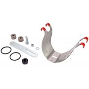 Soporte Filtro Aire / Silenciador POWER KG, MONDOKART, kart, go