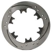 Rear Brake Disk 195mm IPK - Praga - Formula K - OK1 - RBS V2