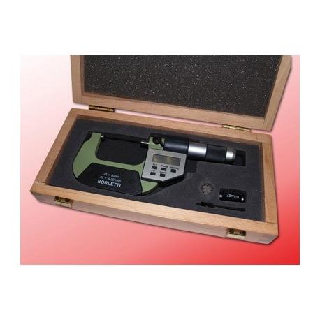 Micromètre électronique 25-50mm Borletti, MONDOKART, Micromètres