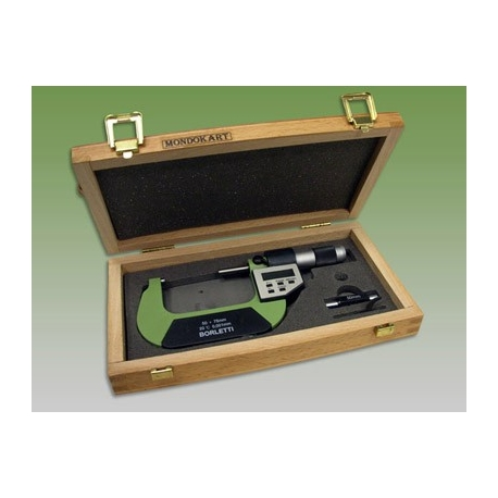 Electronic Micrometer 50-75mm Borletti, MONDOKART, Micrometers